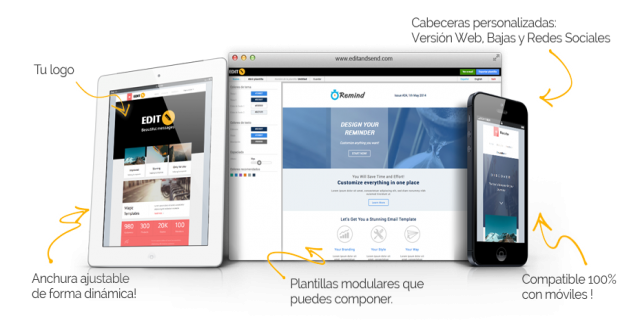 Planificar campañas email marketing