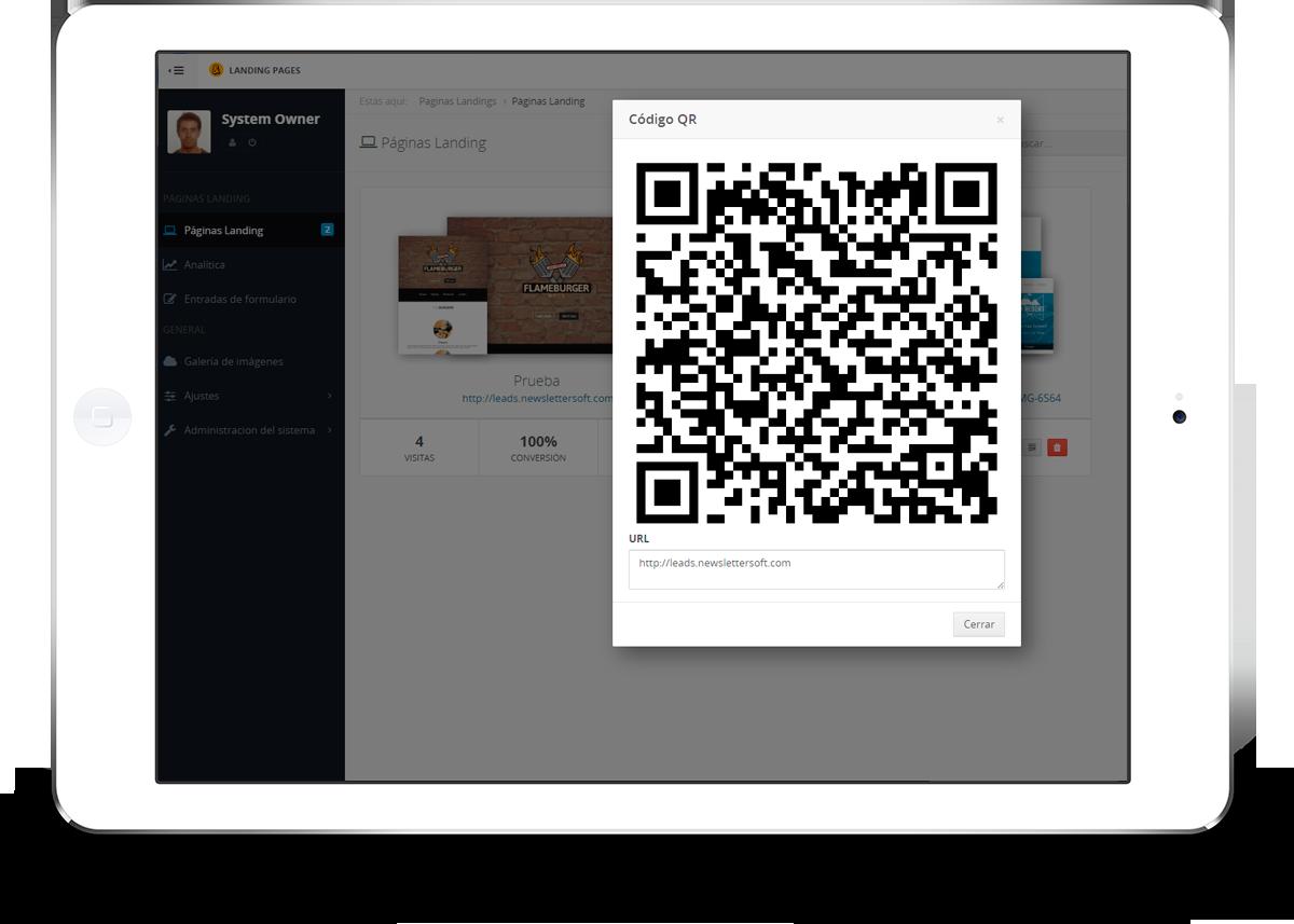 Solución para crear landing page de forma rápida y eficaz