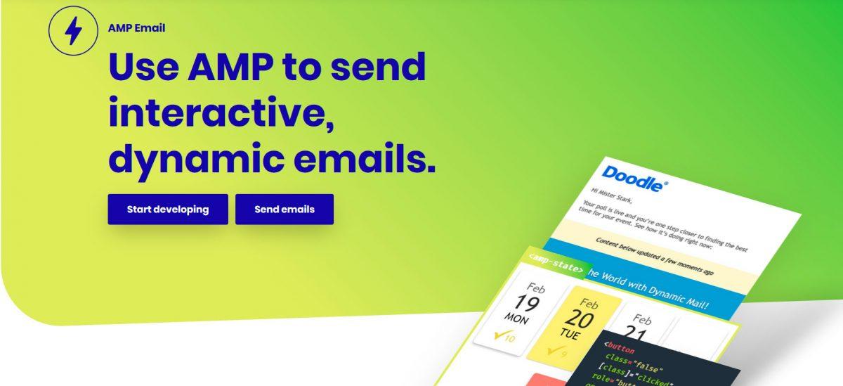 AMP para emails