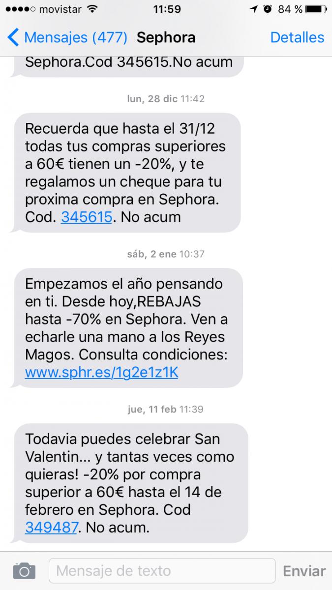 Ejemplos de campañas de SMS basados en las mejores estrategias ...